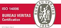 Logo Certificación ISO 14006